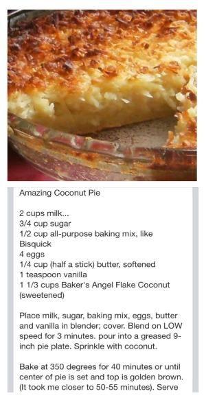 Coconut Pie by deloris