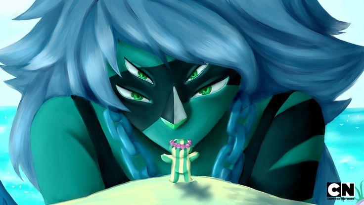 Malachite - Steven Universe - Screenshot by LavelleArts.deviantart.com on @DeviantArt