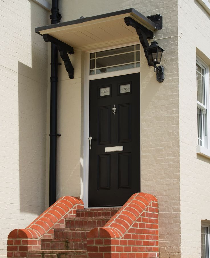 Our popular Mont Blanc in Schwarz Braun Black proves that the classics never go out of style. Find your nearest installer & get a quote now: http://endurancedoors.co.uk/authorised-retailers/
