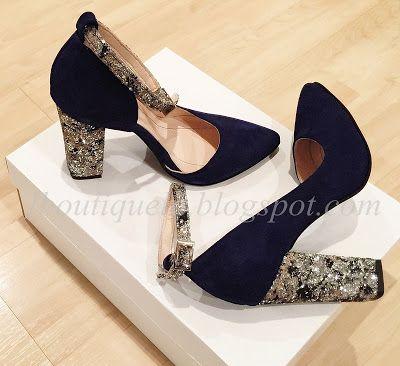 pantofi cu varf ascutit decupati lateral toc gros: 9cm pret: 290 RON pt comenzi: incaltamintedinpiele@gmail.com
