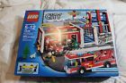 Lego 7208  Fire Station  Brand New Factory Sealed!