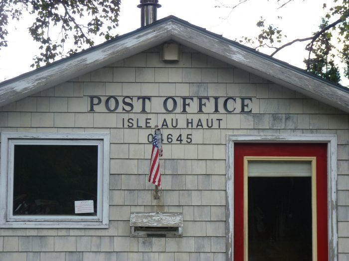 4. A short vacation to Isle Au Haut in Knox County.