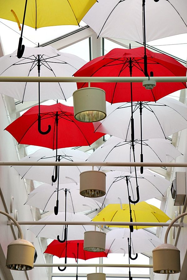Umbrella decoration