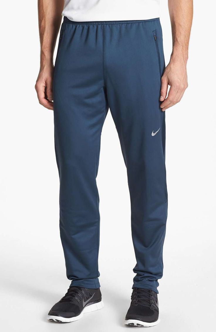 Nike 'Element' Thermal Pants | mens thermal pants | athletics | sports | jogging | menswear | mens style | mens fashion | wantering http://www.wantering.com/mens-clothing-item/nike-element-thermal-pants/afHPy/