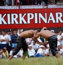 Turkey güreş
