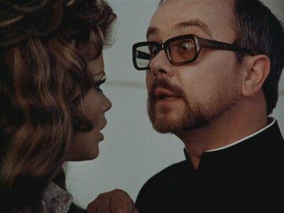 Uschi Glas und Hans Korte in DIE WEIBCHEN (1970) von Zbynek Brynych   Jetzt auf DVD & Blu-ray    Mehr zum Film auf unserer Webseite