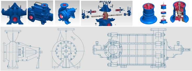 Industrial Propeller Centrifugal And Fire Fighting Pumps Manufacturers In India  One such mechanical apparatus is a Centrifugal Pump, one of the simplest pieces of equipment in any process plant.