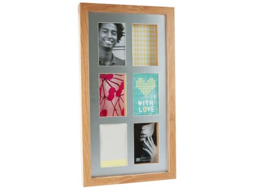 Fotolijst Memoire  hout € 42,50  Materiaal: hout, MDF en glas Afmetingen: 32 cm breed, 58,5 cm hoog, 4 cm dik
