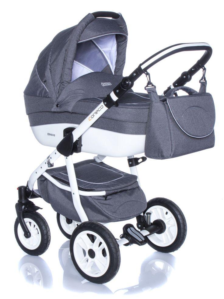 Carro bebe 3 en 1 Coneco.Todo por solo 550euros. Más información y más carros en https://oferfactory0.wixsite.com/oferfactory siguenos en intagram: oferfactory y facebook: OferFactory #puericultura#bebes#niños#accesorios#trios#carritosdebebe#reciennacidos#cochedebebe#baby#newborn#embarazo#fashion#moda#moderno#elegante#bonito#reborn#mamasy#regalos#ropa#capazo#maxicosi#grupo0#saco#burbuja#posavasos