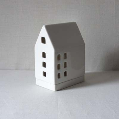 Tinker Supply Co. - Small House Tealight Holder