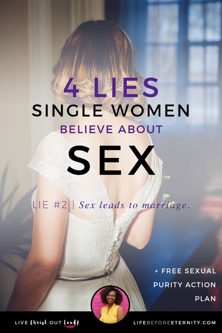 "Welcome to the second installment of my 4-part blog series entitled, ""4 Lies Single Women Believe About Sex."" Each post is written so that you can jump in at any point, but If you'd like to read the first post, you can do so right here. These days everyone is a self-professed love guru, so …"