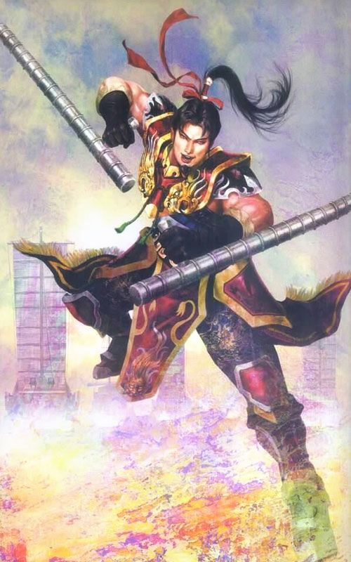Sun Ce Illustration