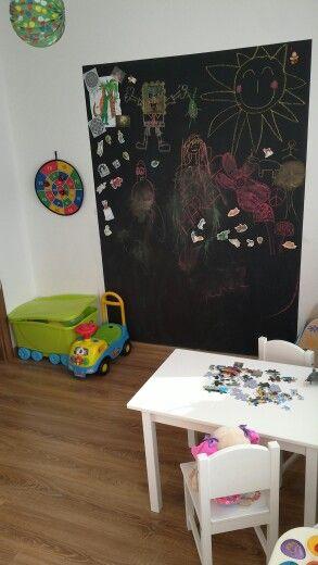 Playroom table