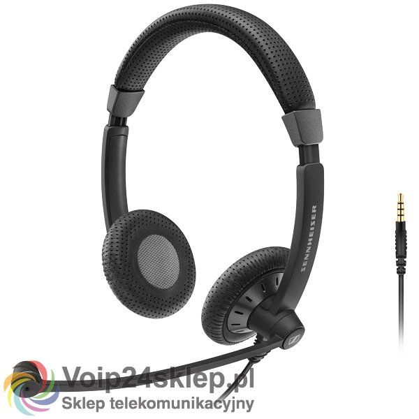 Słuchawki przewodowe Sennheiser SC 75