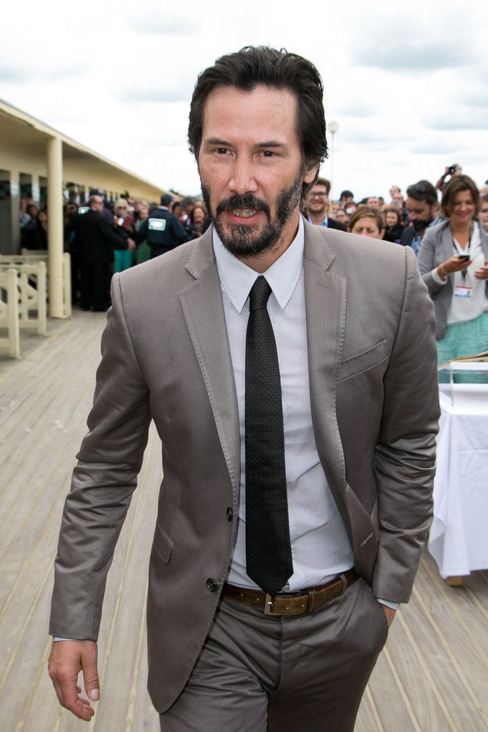 Keanu Reeves - 41st Deauville American Film Festival