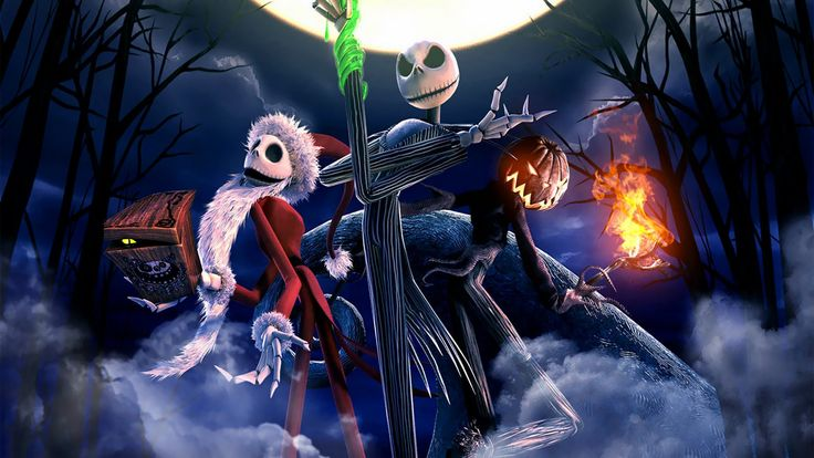 The Nightmare Before Christmas (1993) Full HD  { Download here http://bit.ly/1QUfz79 }