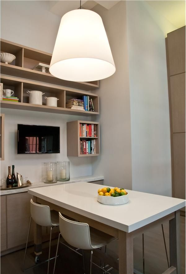 Contemporary (Modern, Retro) Kitchen by David Howell