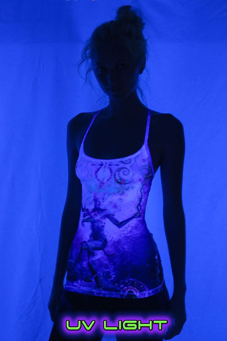"Sublime Kali Top : Serpentine Apotheosis This is a fully printed top that will really grab people's attention. Open lace-up back for a super adjustable fit. Slinky stretch polyester lycra fabric (82% polyester, 18% spandex) Printed using sublimation printing technology. This allows for extremely vibrant colors that will never fade away no matter how many times it gets washed, & results in an extremely soft ""feel"" to the top for ultimate comfort. Artwork by Hakan Hisim"