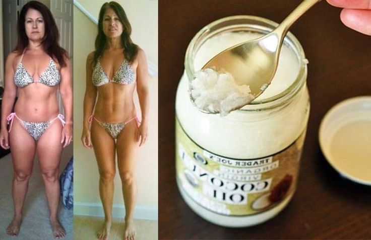 Coconut Oil & Weight Loss: What 1 Tablespoon a Day Does is Shocking