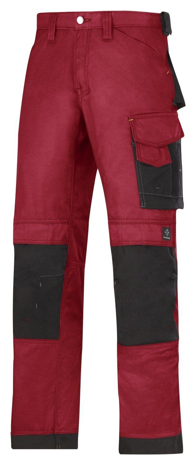Wie zet dat een #werkbroek zwart of grijs moet zijn? Snickers workwear 3312