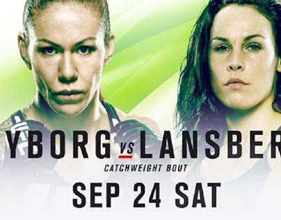 "Check out new work on my @Behance portfolio: ""UFC Fight Night 95 Cyborg vs Lansberg On-line"" http://be.net/gallery/43195621/UFC-Fight-Night-95-Cyborg-vs-Lansberg-On-line"