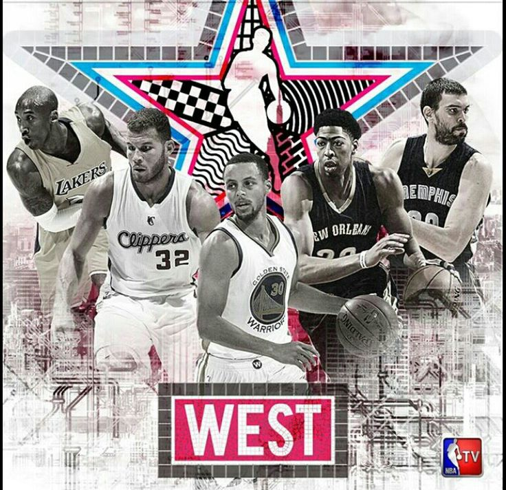 All star. West