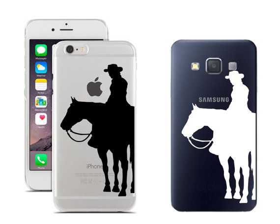 Western horse decal for phones tablets computers by thelatestBuzz