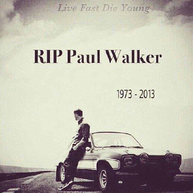Paul Walker (1973 - 2013)