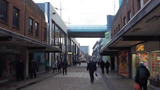 Blogspot on the state of Altrincham
