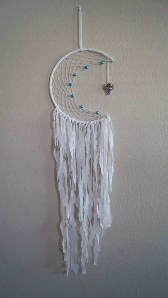 Pin By Milica Petkovic On Diy S Owl Dream Catcher