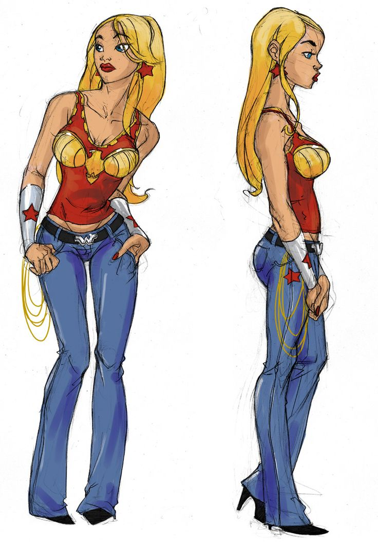 Character Design Lynda : Best wonder girl images on pinterest cassie sandsmark