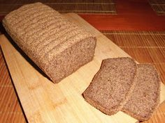 Český flexitarián: Bezlepkový chleba