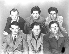 The Bowery Boys/ Dead End kids
