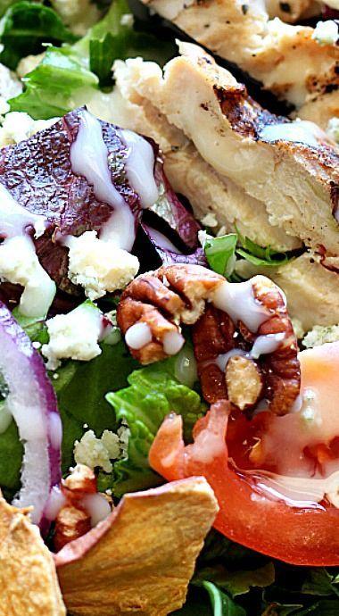 Copycat Panera Bread Fuji Apple Chicken Salad ❊