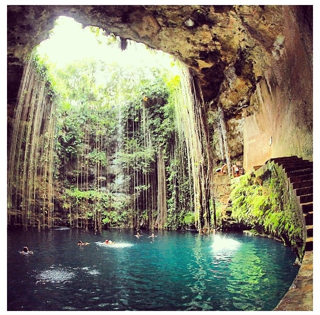 Cenotes - Mexico - September 2013
