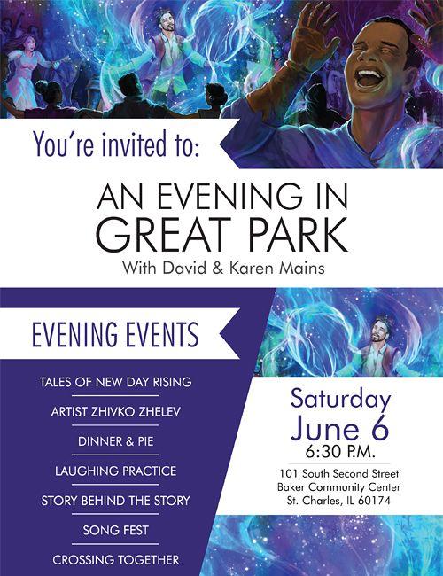 Event postcard design http://orimega.com/graphic-designs/