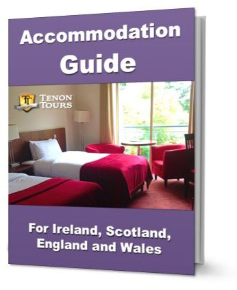 Accommodation Guide for Ireland, Scotland, England and Wales - learn the differences between B&Bs, hotels, and castles, what kind of outlet adapter you need, the sizes of rooms and more.