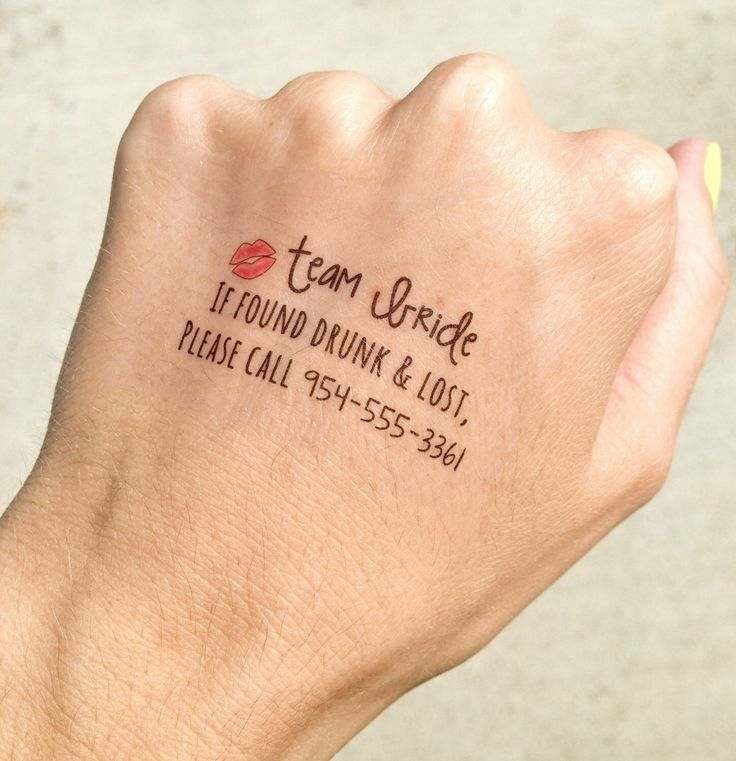 "10 ""Team Bride"" custom BACHELORETTE PARTY temporary tattoos w/phone # by TealAsh on Etsy https://www.etsy.com/listing/194174542/10-team-bride-custom-bachelorette-party"