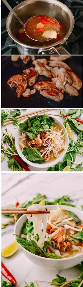 #20 #Minute #Chicken #Pho recipe by the Woks of Life