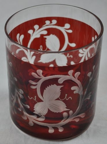 28 Best Images About Ruby Glass On Pinterest Antiques