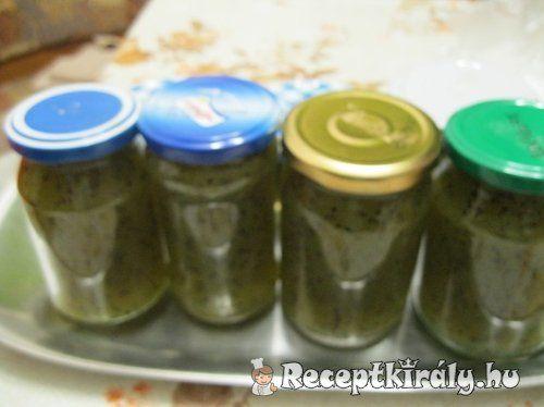 Kiwi lekvár recept képpel. Elkészítés és hozzávalók leírása, 30 perces, 4 főre, Egyszerű, Glutén mentes, Laktóz mentes, Vegetáriánus