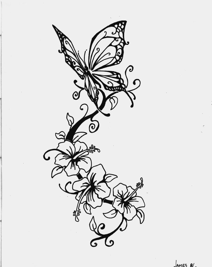 butterfly-tattoo-4.jpg (1251×1581)