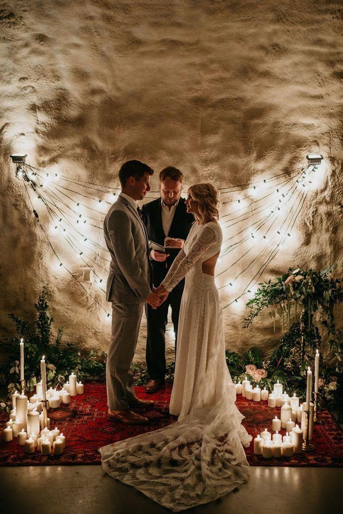 Wedding Reception Venues Unique Wedding Reception Themes Cool Wedding Themes 20190318 Candlelit Ceremony Candlelit Wedding Vineyard Wedding Inspiration