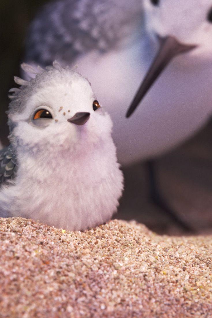 La estrella del corto de Pixar, Piper, es posiblemente su personaje más tierno