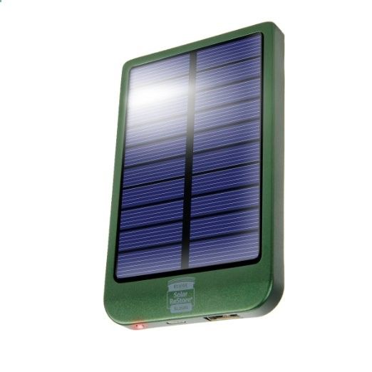 Battery Reconditioning - Portable Solar USB Charger Battery Pack with 2600 mAh Power Bank - Save Money And NEVER Buy A New Battery Again
