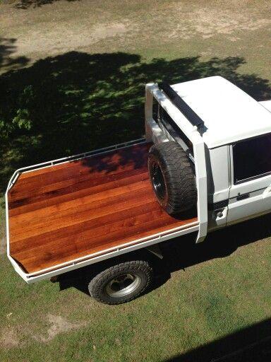 Timber tray