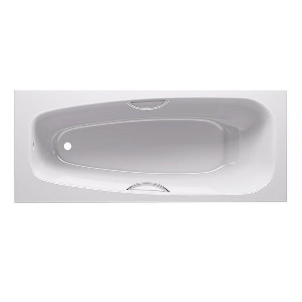 19 best Inset Baths images on Pinterest | Baths, Ranges and Steel bath