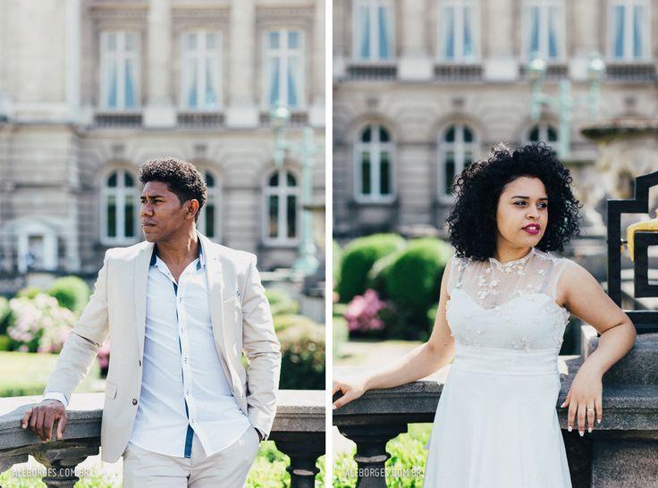 Fotografia Sessão de fotos | Tatiane e Elder | Bruxelas, Bélgica - Fotos por Ale Borges