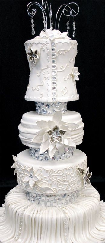 4 tier wedding cake for 100 1000 ideas about corset cake on cakes 10393