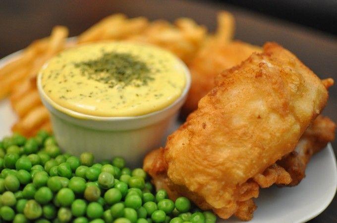 Fish and Chips, la auténtica receta británica de Jamie Oliver